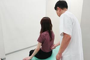 生理痛・生理不順の施術方法は?