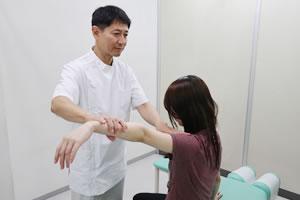 お体の検査